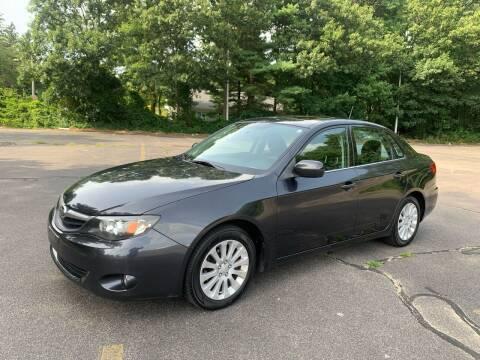 2011 Subaru Impreza for sale at Pristine Auto in Whitman MA