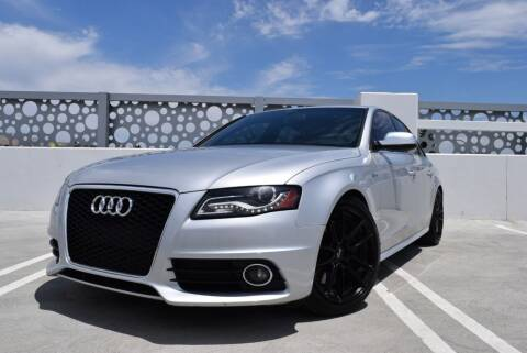 2012 Audi S4 for sale at Dino Motors in San Jose CA