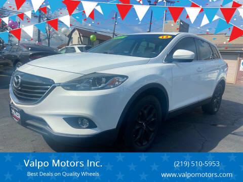 2013 Mazda CX-9 for sale at Valpo Motors Inc. in Valparaiso IN