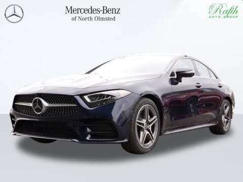 2021 Mercedes-Benz CLS for sale at Mercedes-Benz of North Olmsted in North Olmstead OH