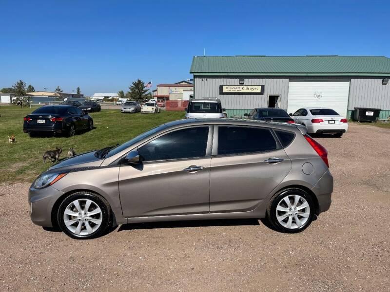 2013 Hyundai Accent for sale at Car Guys Autos in Tea SD