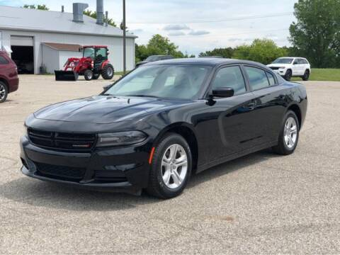 2021 Dodge Charger for sale at JOE RICCI AUTOMOTIVE in Clinton Township MI