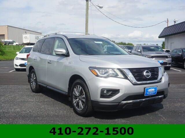 2018 Nissan Pathfinder for sale at Ron's Automotive in Manchester MD