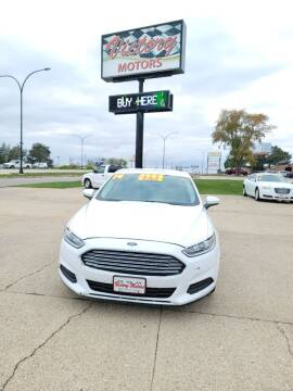 2014 Ford Fusion for sale at Victory Motors in Waterloo IA