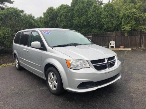 2012 Dodge Grand Caravan for sale at Elwan Motors in West Long Branch NJ