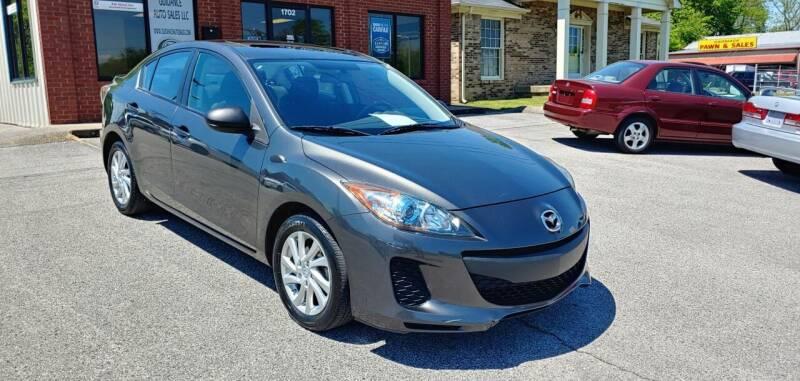 2012 Mazda MAZDA3 for sale at Guidance Auto Sales LLC in Columbia TN