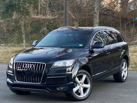 2013 Audi Q7 for sale at Diamond Automobile Exchange in Woodbridge VA