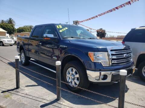 2013 Ford F-150 for sale at L & M MOTORS in Santa Maria CA