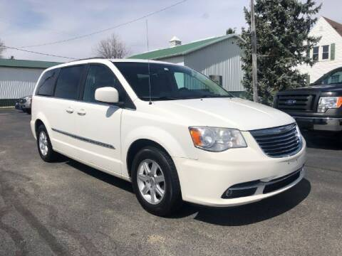2012 Chrysler Town and Country for sale at Tip Top Auto North in Tipp City OH