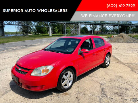 2006 Chevrolet Cobalt for sale at Superior Auto Wholesalers in Burlington City NJ