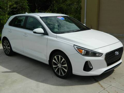2018 Hyundai Elantra GT for sale at Jeff's Auto Sales & Service in Port Charlotte FL