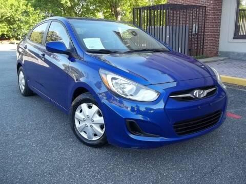 2014 Hyundai Accent for sale at CORTEZ AUTO SALES INC in Marietta GA