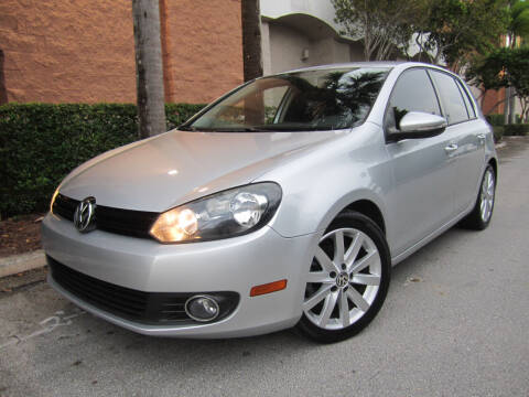 2011 Volkswagen Golf for sale at FLORIDACARSTOGO in West Palm Beach FL