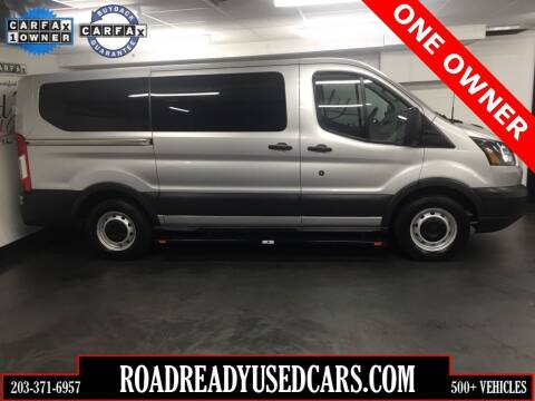2015 Ford Transit Passenger for sale at Road Ready Used Cars in Ansonia CT