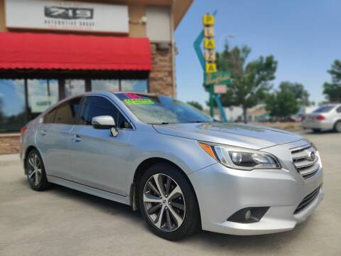 2015 Subaru Legacy for sale at 719 Automotive Group in Colorado Springs CO