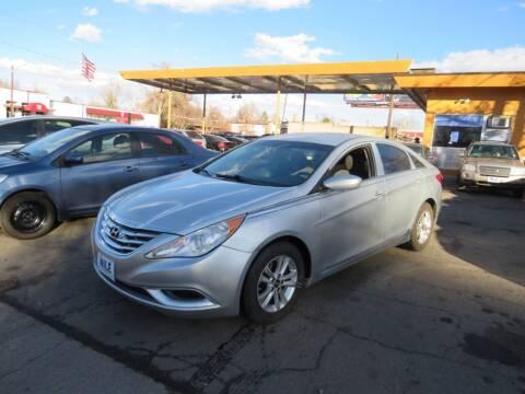 2013 Hyundai Sonata for sale at Nile Auto Sales in Denver CO