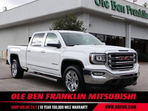 2017 GMC Sierra 1500 for sale at Ole Ben Franklin Mitsbishi in Oak Ridge TN