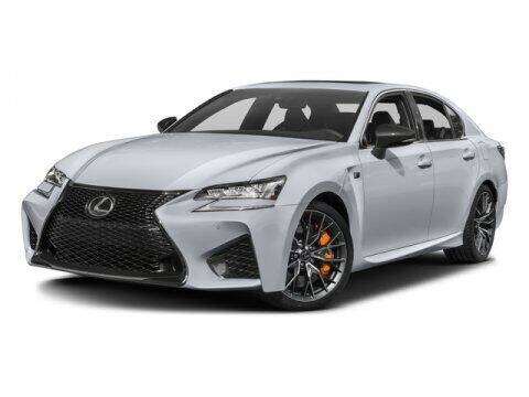 2016 Lexus GS F for sale at TEJAS TOYOTA in Humble TX