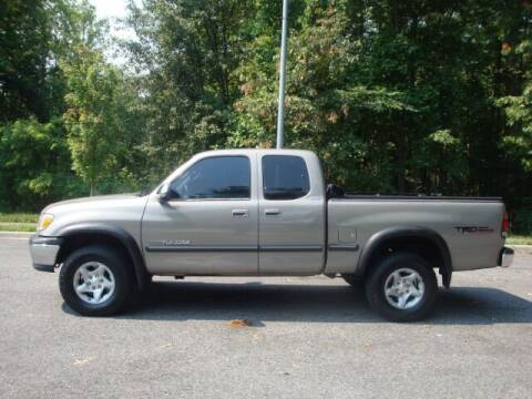 2001 Toyota Tundra for sale at Source Auto Group in Lanham MD