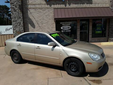 2008 Kia Optima for sale at NORTHWEST MOTORS in Enid OK