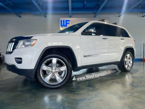 2012 Jeep Grand Cherokee for sale at Wes Financial Auto in Dearborn Heights MI