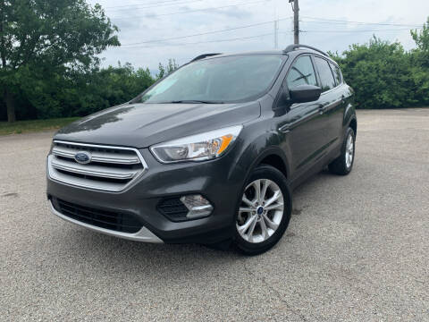 2018 Ford Escape for sale at Craven Cars in Louisville KY