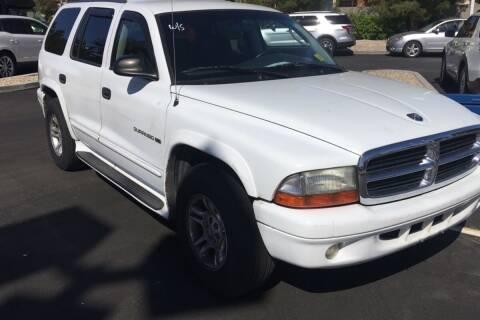 2001 Dodge Durango for sale at Boktor Motors in Las Vegas NV