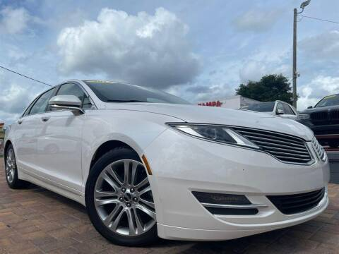 2013 Lincoln MKZ for sale at Cars of Tampa in Tampa FL