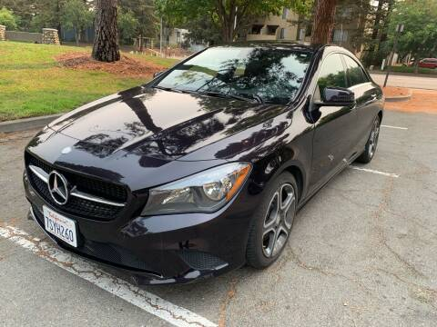 2014 Mercedes-Benz CLA for sale at StarMax Auto in Fremont CA