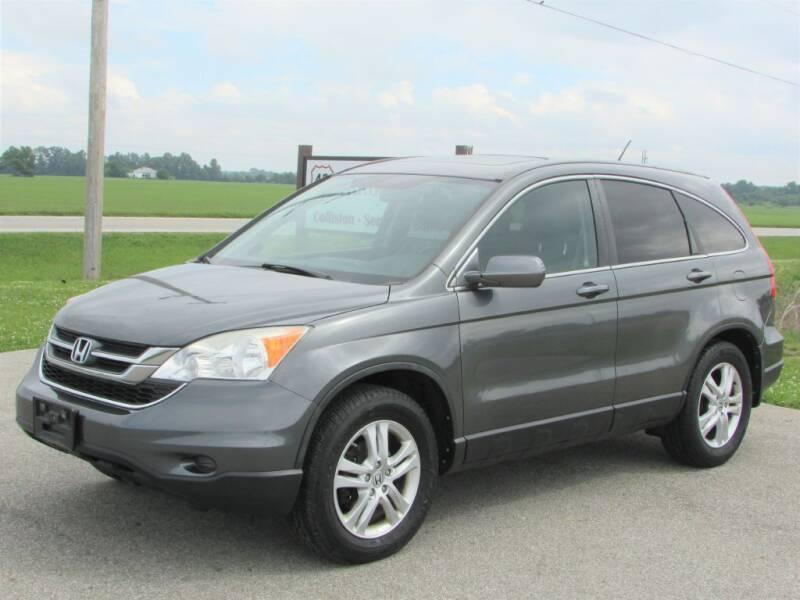 2011 Honda CR-V for sale at 42 Automotive in Delaware OH