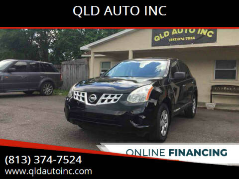 2013 Nissan Rogue for sale at QLD AUTO INC in Tampa FL