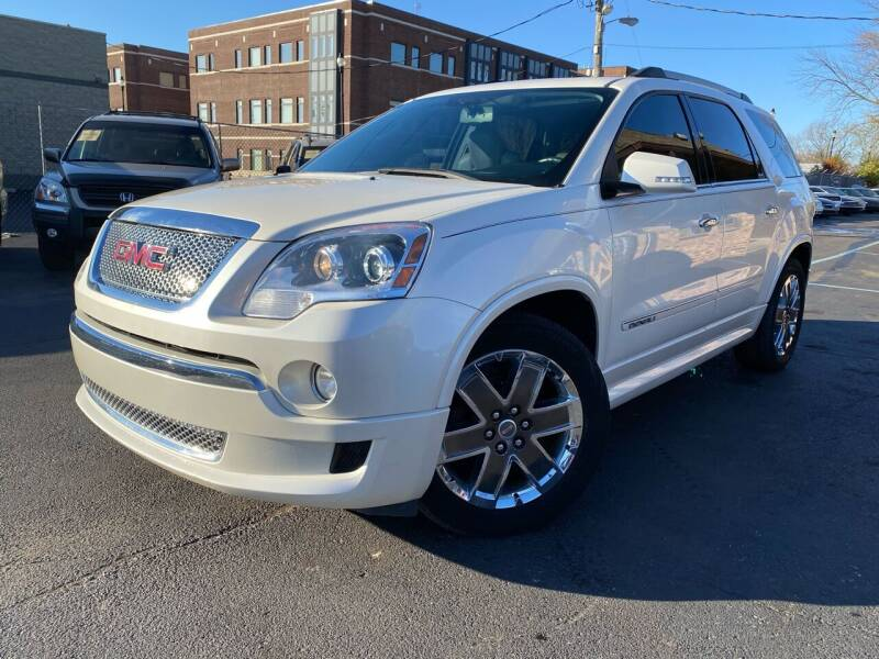 2011 GMC Acadia for sale at Samuel's Auto Sales in Indianapolis IN