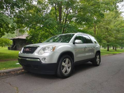 2010 GMC Acadia for sale at NATIONAL AUTO SALES AND SERVICE LLC in Spokane WA