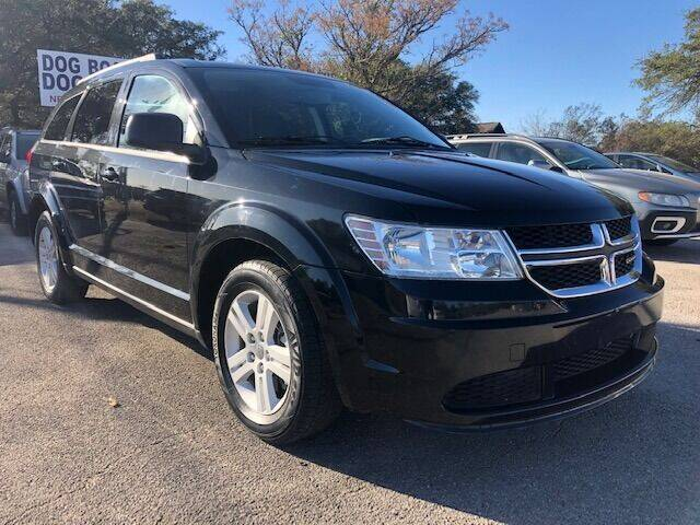 2012 Dodge Journey for sale at Hi-Tech Automotive - Oak Hill in Austin TX