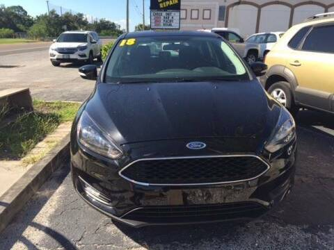 2018 Ford Focus for sale at DUNEDIN AUTO SALES INC in Dunedin FL