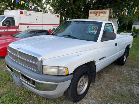 1999 Dodge Ram Pickup 1500 for sale at Car Solutions llc in Augusta KS