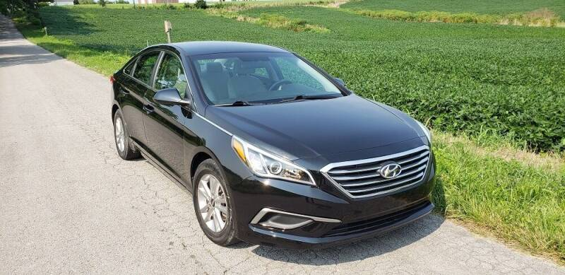 2016 Hyundai Sonata for sale at South Kentucky Auto Sales Inc in Somerset KY
