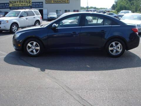 2014 Chevrolet Cruze for sale at North Star Auto Mall in Isanti MN