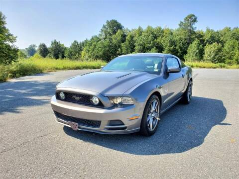 2014 Ford Mustang for sale at Apex Autos Inc. in Fredericksburg VA
