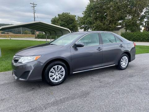 2014 Toyota Camry for sale at Finish Line Auto Sales in Thomasville PA