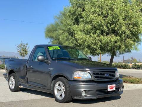 2003 Ford F-150 SVT Lightning for sale at Esquivel Auto Depot in Rialto CA