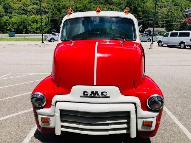 1954 GMC Forward Control Chassis 350 COE - Edwardsville KS