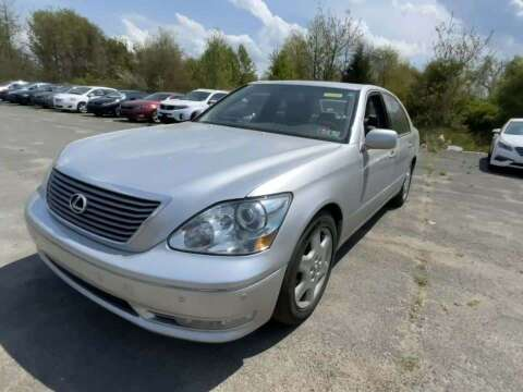 2005 Lexus LS 430 for sale at GLOBAL MOTOR GROUP in Newark NJ