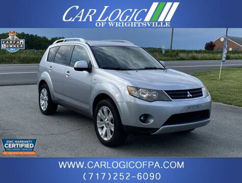 2008 Mitsubishi Outlander for sale at Car Logic in Wrightsville PA