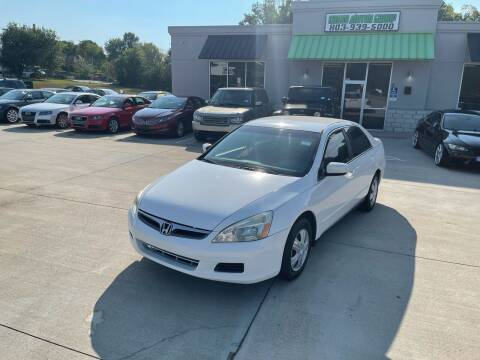 2007 Honda Accord for sale at Cross Motor Group in Rock Hill SC
