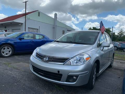 2011 Nissan Versa for sale at Auction Buy LLC in Wilmington DE