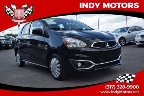 2020 Mitsubishi Mirage for sale at Indy Motors Inc in Indianapolis IN