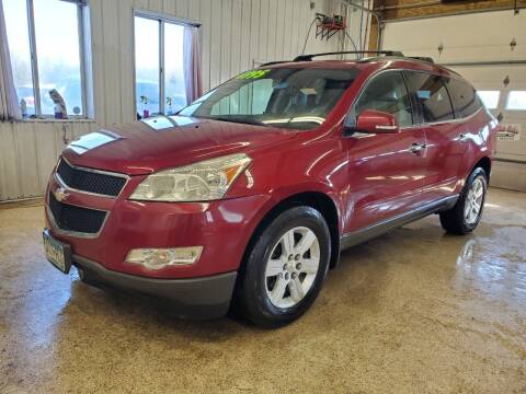 2010 Chevrolet Traverse for sale at Sand's Auto Sales in Cambridge MN