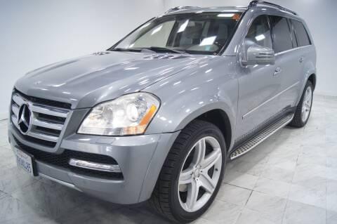 2011 Mercedes-Benz GL-Class for sale at Sacramento Luxury Motors in Carmichael CA