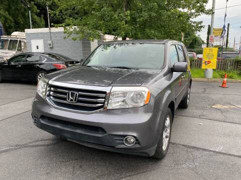 2014 Honda Pilot for sale at Exotic Automotive Group in Jersey City NJ